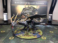 Muplayit Dark Souls Black Dragon Kalameet