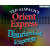 Age of Steam Expansion: Orient Express & Disoriented Express