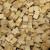 Carcassonne: Sacchetto con 100 Meeples di Colore Naturale
