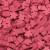 Carcassonne: Sacchetto con 100 Meeples di Colore Rosa