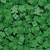 Carcassonne: Sacchetto con 100 Meeples di Colore Verde