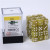 Dice Cube - Set 36 Dadi D6 12mm - Marbled Yellow