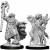 Dungeons & Dragons Nolzur`s Marvelous Unpainted Miniatures W8 Female Dragonborn Sorcerer