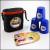 FlashCups Blu con Borsina e DVD