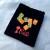 Tumblin-Dice: Sacchetto con 8 Dadi Arancione/Giallo
