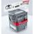 Ultimate Guard: Scatolina Porta Carte 100+ - Nera