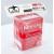 Ultimate Guard: Scatolina Porta Carte 80+ - Rossa