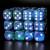 Wurfelset D6 Galaxy: Waterworld (12)