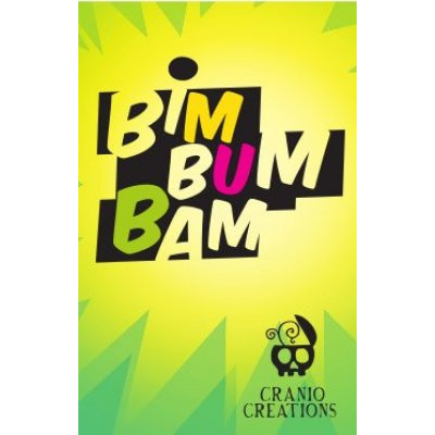 bim bum bam board game cranio creations. Black Bedroom Furniture Sets. Home Design Ideas