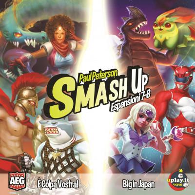 Smash Up: È Colpa Vostra! & Big in Japan